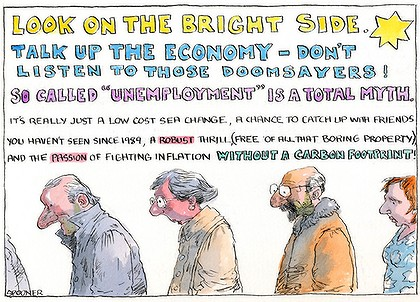 Neoliberalism Cartoon