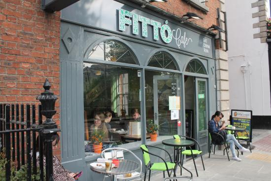 fitto cafe shop front